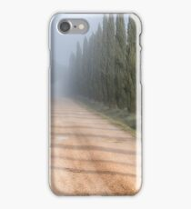 Country path iPhone Case/Skin