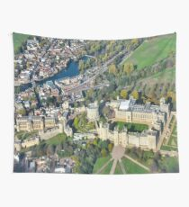 Royal Castle Wall Tapestry