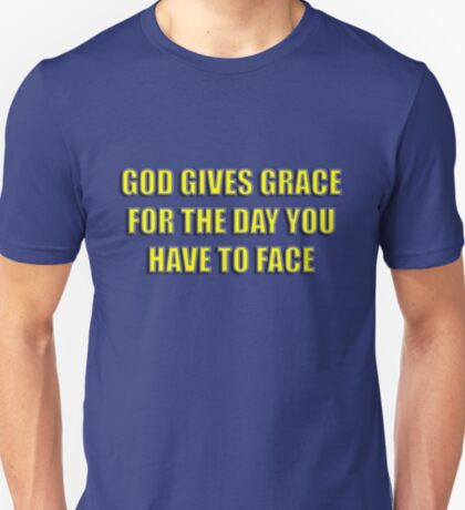 grace to face T-Shirt