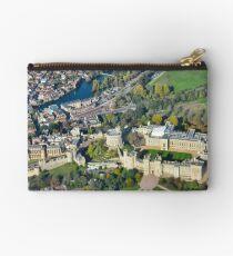 Royal Castle Zipper Pouch