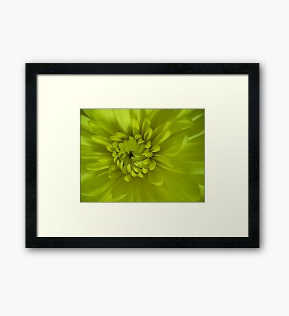 A Mum I Think Framed Print