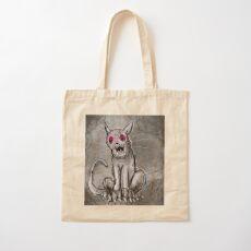 MEOW Cotton Tote Bag