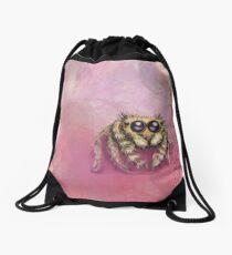 The Cure for Arachnophobia  Drawstring Bag