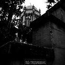 None Shall Tresspass by Drew Hillegass
