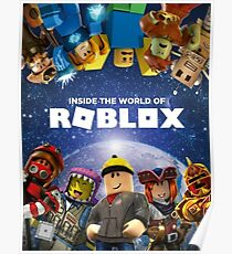 Inside the world of Roblox - Games Poster