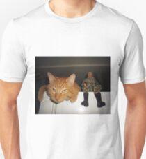 Frankie & Sgt. Major Joe Unisex T-Shirt