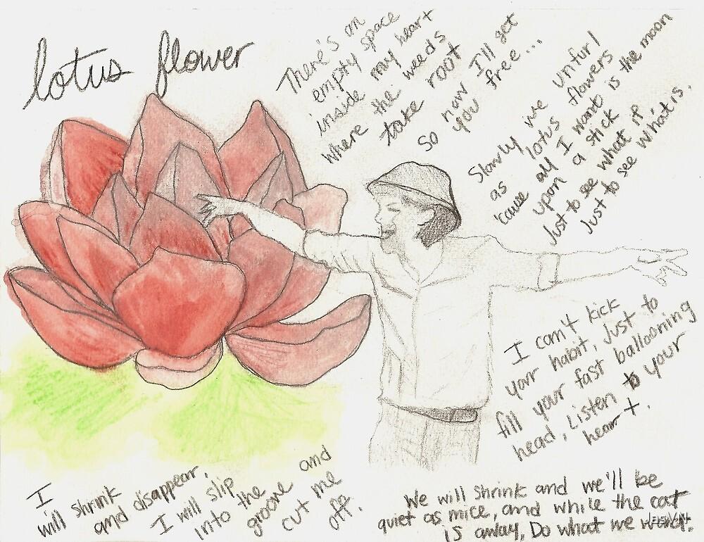 Lotus Flower by JasVN