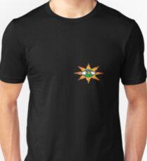 Mazooda Logo_AllSeeingNatureEye_Pocket Slim Fit T-Shirt