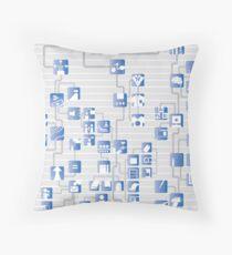 Functional Throw Pillow