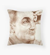 Bradley Walsh Throw Pillow