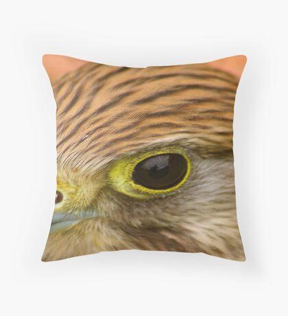 Watching Me - Watching You Throw Pillow