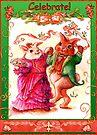 HOLIDAY DANCE by Judy Mastrangelo
