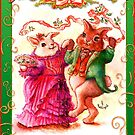 HOLIDAY DANCE by Judy Mastrangelo