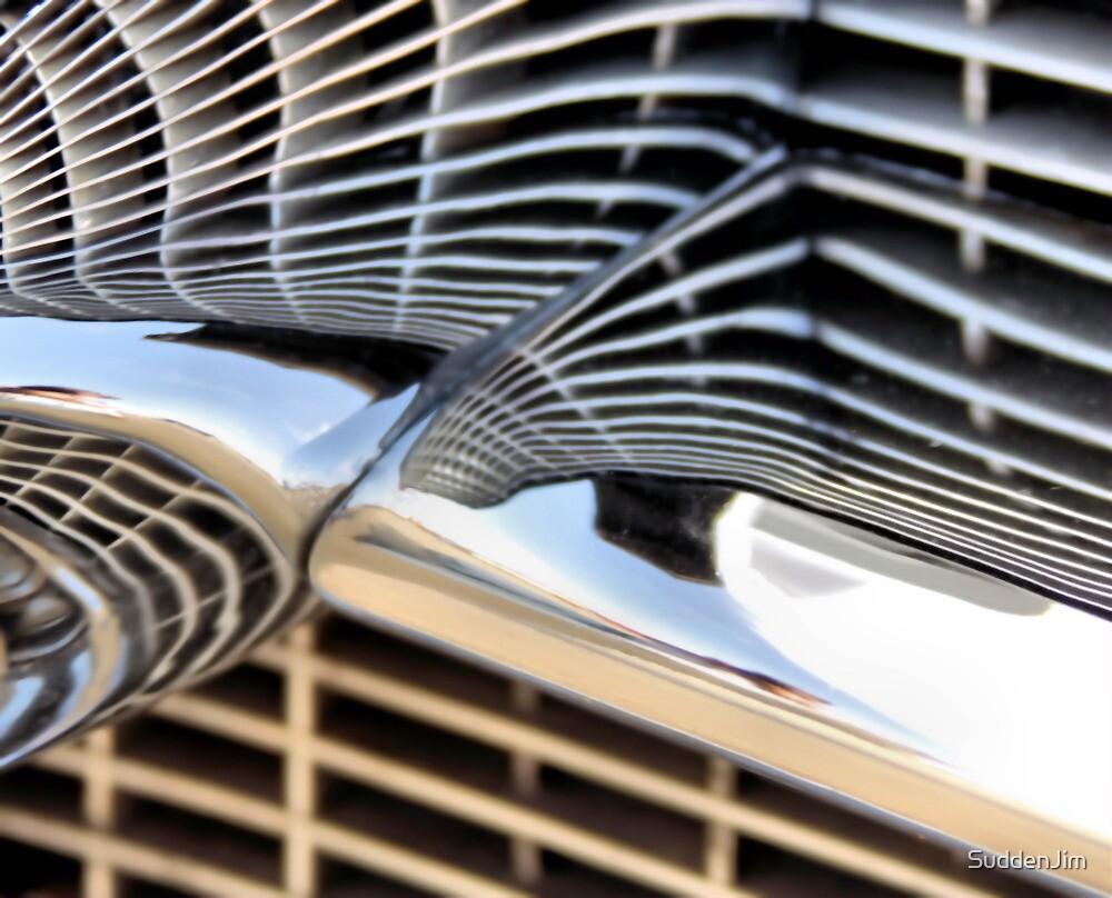 Cadillac Chrome by SuddenJim
