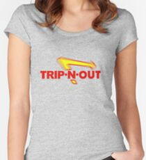 Trip-N-Out Women's Fitted Scoop T-Shirt