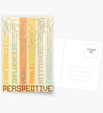Perspective Postcards