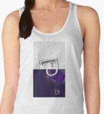 """""""Serious Study of a Silly Subject"""" by Richard F. Yates Women's Tank Top"""