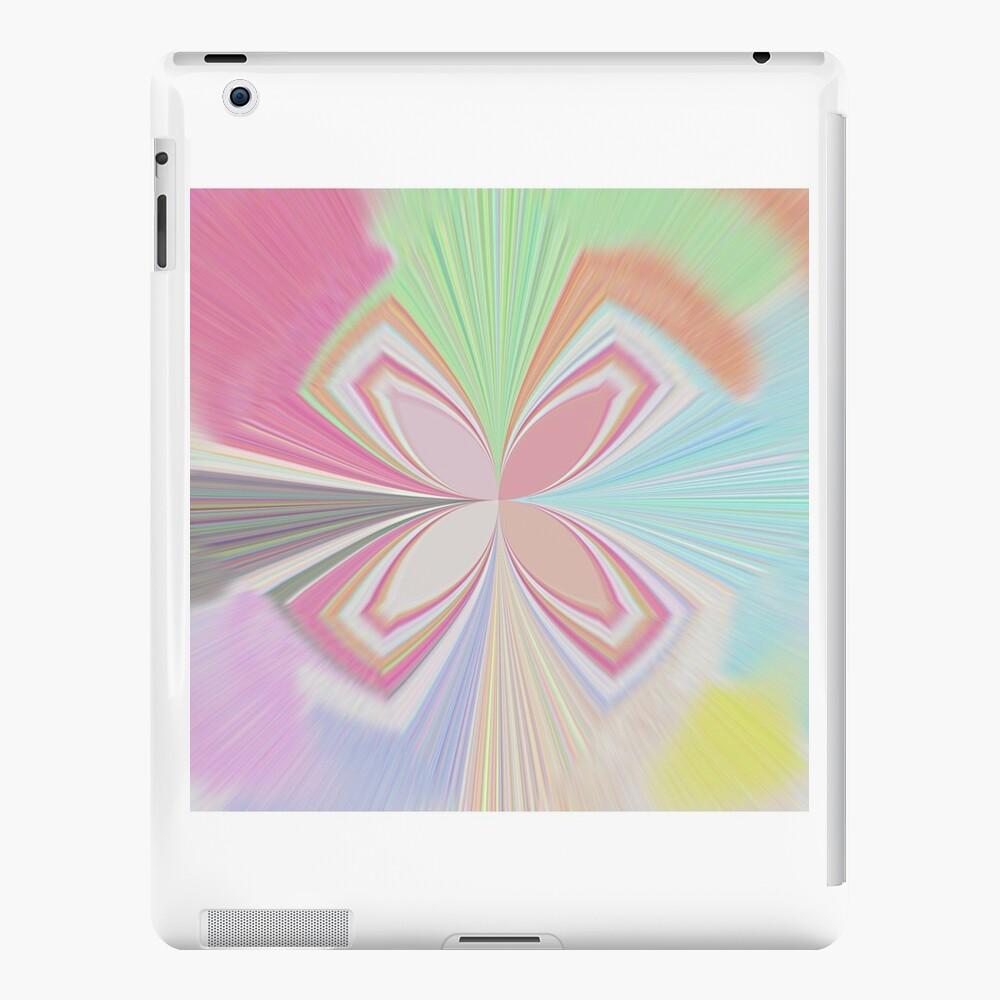 Pastellfarben iPad-Hüllen & Klebefolien