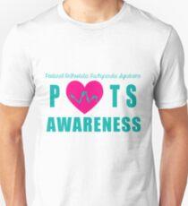 POTS Awareness Unisex T-Shirt