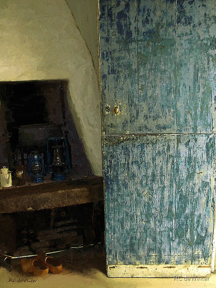 The Peasant's Dwelling by RC deWinter