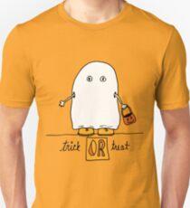 Trick or Treat doodle Unisex T-Shirt