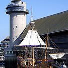THE MAYFLOWER by AndyReeve