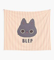BLEP Wall Tapestry