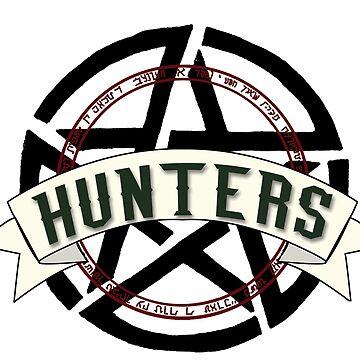 Team Hunters by Sammyzilla