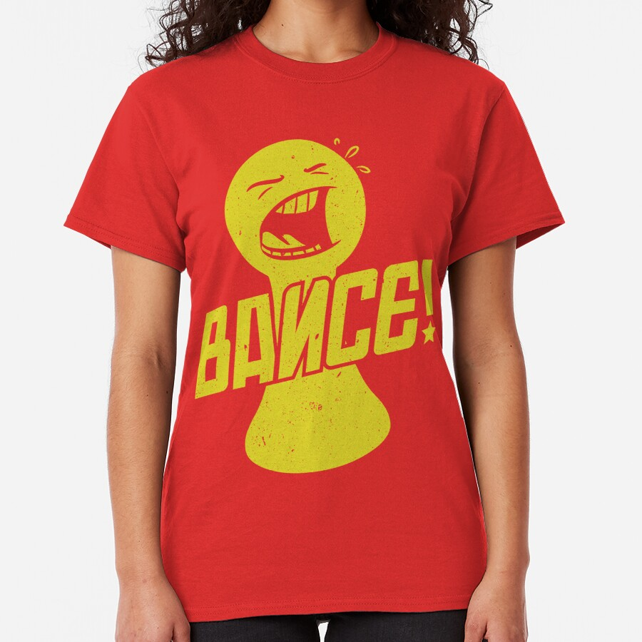 BANCE! (Flip the Table) Classic T-Shirt