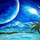 Blue Mania  by Mary Sedici