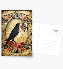 Love Never Dies Postcards