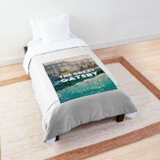 The Great Gatsby Reimagined  Comforter