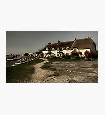 Weir Cottage Photographic Print