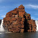 King George Falls by Reef Ecoimages