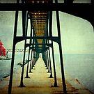 Sturgeon Bay Canal North Pierhead Lighthouse...USA ©  by Dawn Becker