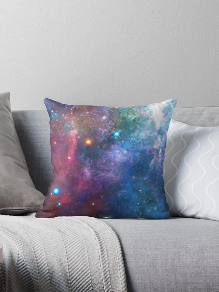Nebula Galaxy Print von NancyAnnDesign