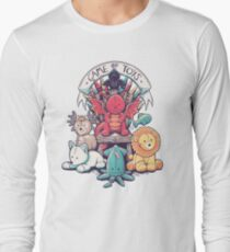 Game Of Toys Long Sleeve T-Shirt