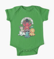 Game Of Toys One Piece - Short Sleeve