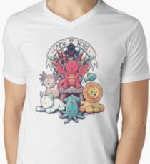 Game Of Toys Men's V-Neck T-Shirt