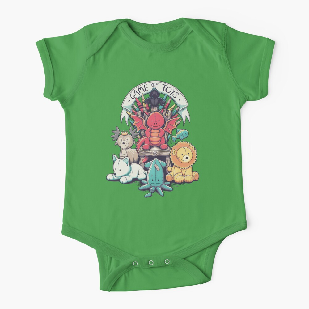 Game Of Toys Baby One-Piece