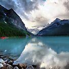 Lake Louise, Banff NP by Teresa Zieba