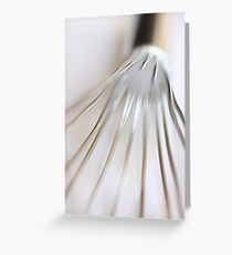 Have you seen my whisk today - JUSTART © Greeting Card