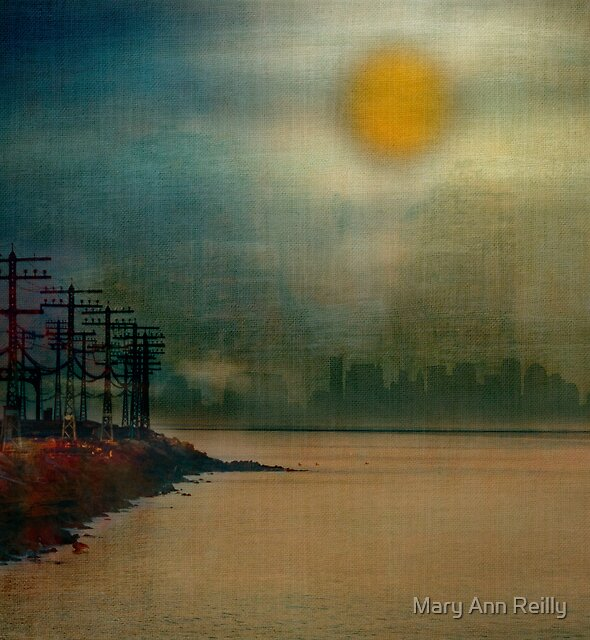 Along Towards Morning by Mary Ann Reilly