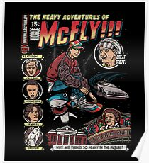 Heavy Adventures Poster