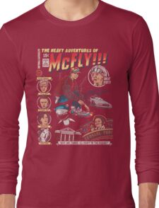 Heavy Adventures Long Sleeve T-Shirt