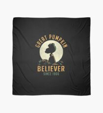 Great Pumpkin Believer Scarf