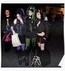 Cyber Goths? Poster