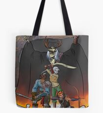 Strongarm & Lightfoot: Scratching a Lich Tote Bag