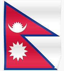 Nepal - Standard Poster