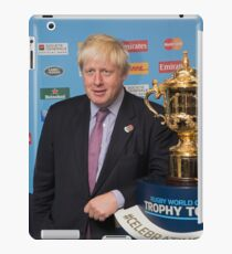 Boris iPad Case/Skin